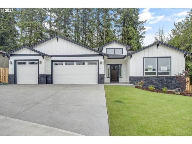 1644 NE Clayton Dr, Estacada, OR 97023 (MLS #21633647) :: Real Estate by Wesley