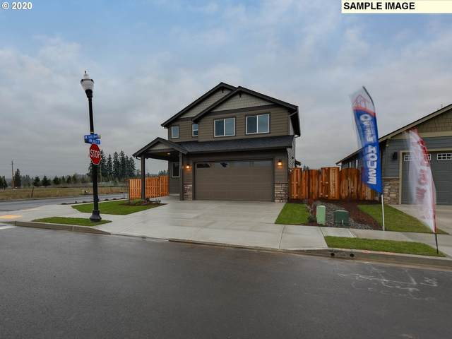 1727 NW 27TH Ave, Battle Ground, WA 98604 (MLS #21633714) :: Brantley Christianson Real Estate