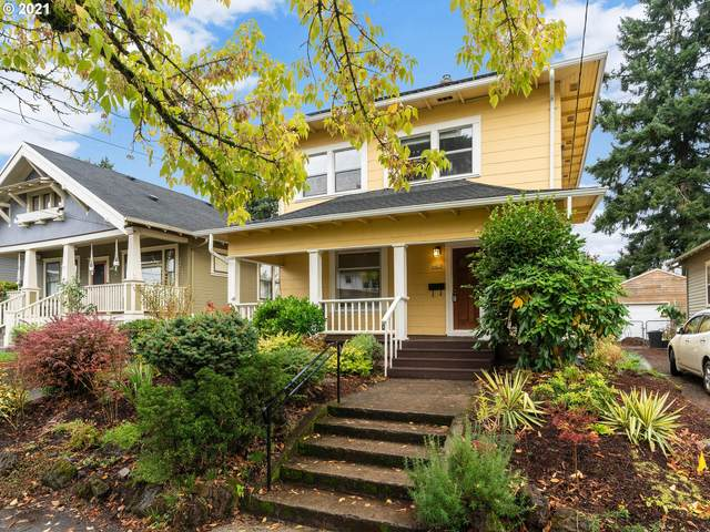 4423 NE 36TH Ave, Portland, OR 97211 (MLS #21633737) :: The Haas Real Estate Team