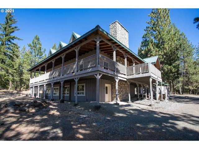 527 Browns Rd, Goldendale, WA 98620 (MLS #21633747) :: The Haas Real Estate Team