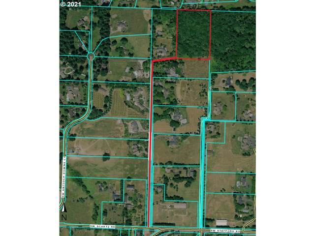 Oak Hill Ln, Tualatin, OR 97062 (MLS #21633848) :: Lux Properties