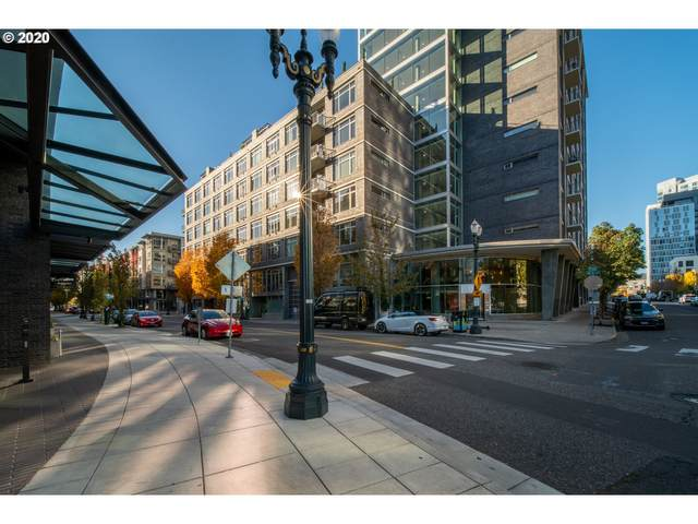 1255 NW 9TH Ave #419, Portland, OR 97209 (MLS #21634094) :: McKillion Real Estate Group