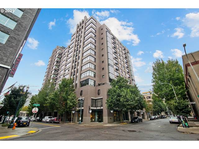 333 NW 9TH Ave #511, Portland, OR 97209 (MLS #21634300) :: Real Tour Property Group