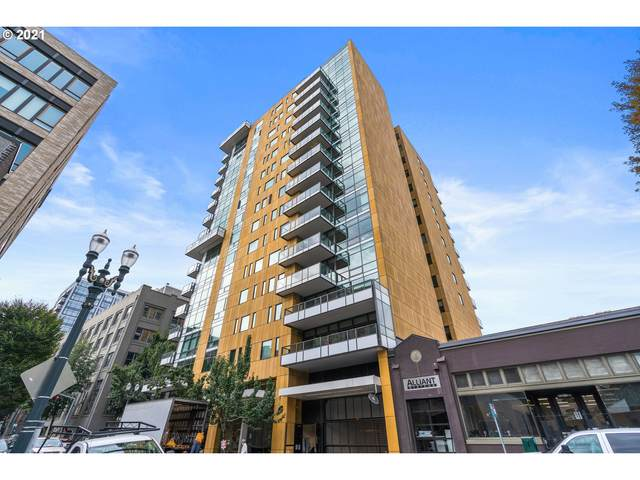 311 NW 12TH Ave #203, Portland, OR 97209 (MLS #21634660) :: The Pacific Group