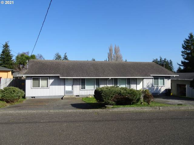 2770 33RD St, Coos Bay, OR 97420 (MLS #21634867) :: Fox Real Estate Group