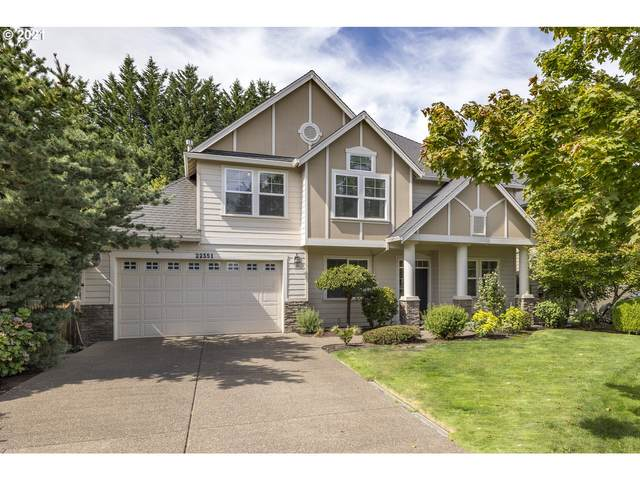 22351 SW Fisk Ter, Sherwood, OR 97140 (MLS #21635405) :: Townsend Jarvis Group Real Estate