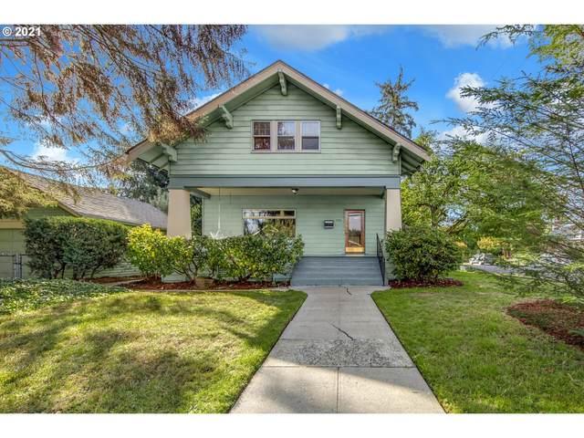 6704 SE Brooklyn St, Portland, OR 97206 (MLS #21635487) :: Premiere Property Group LLC