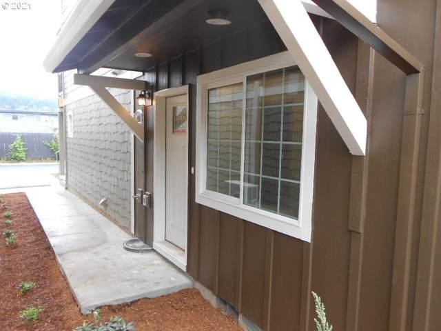 7949 SE Glencoe #13, Milwaukie, OR 97222 (MLS #21635538) :: Lux Properties