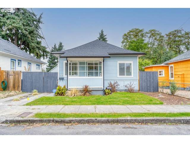 6737 SE Steele St, Portland, OR 97206 (MLS #21636014) :: Gustavo Group