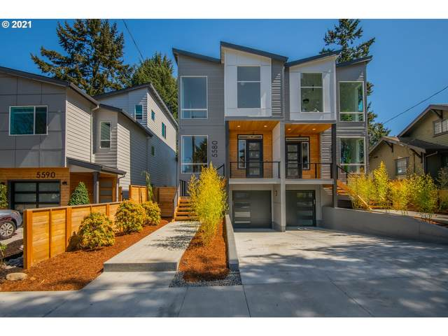 5580 NE 25TH Ave, Portland, OR 97211 (MLS #21636137) :: Premiere Property Group LLC