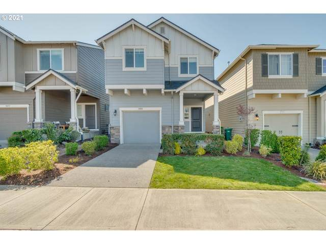 7485 NW Tanoak Ter, Portland, OR 97229 (MLS #21636160) :: Next Home Realty Connection