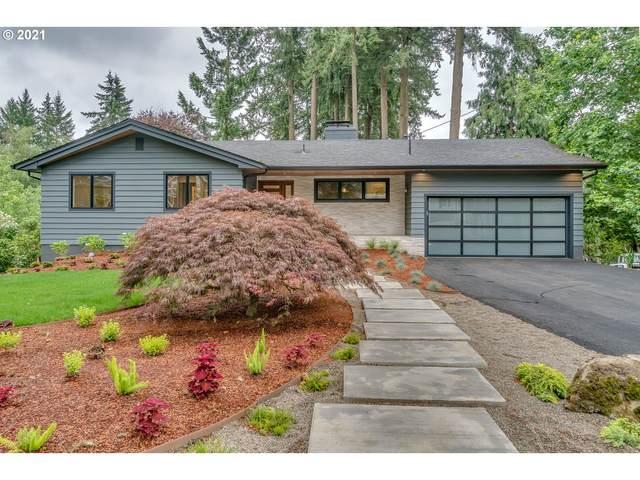 4750 Upper Dr, Lake Oswego, OR 97035 (MLS #21636550) :: Premiere Property Group LLC