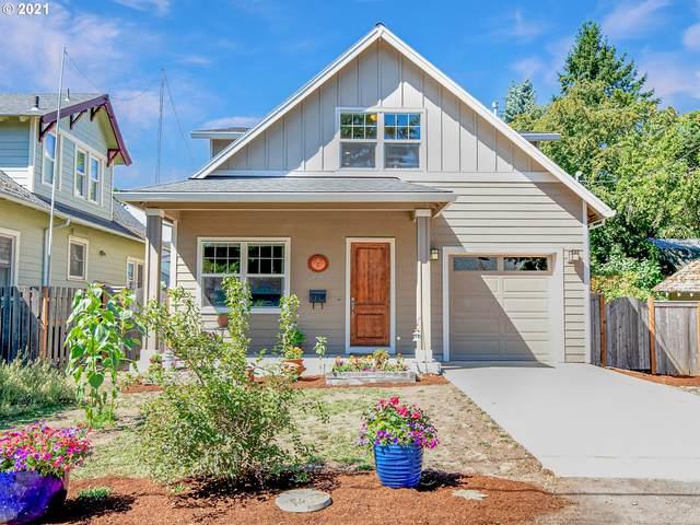 5031 SE Tolman St, Portland, OR 97206 (MLS #21636567) :: Holdhusen Real Estate Group