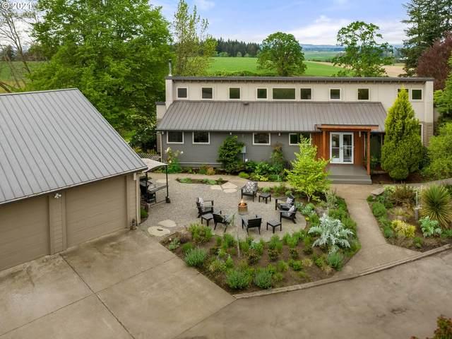 11617 NW Helvetia Rd, Hillsboro, OR 97124 (MLS #21636739) :: Duncan Real Estate Group