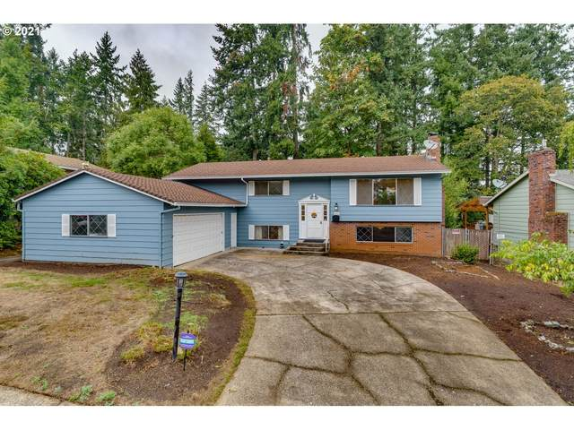 7035 Valley View Dr, Gladstone, OR 97027 (MLS #21636948) :: Lux Properties