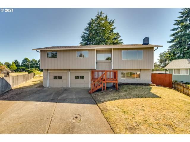 14707 SE 5TH Cir, Vancouver, WA 98684 (MLS #21637006) :: Premiere Property Group LLC
