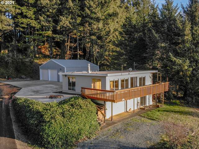 10335 Glenn Ave, Rockaway Beach, OR 97136 (MLS #21637296) :: Premiere Property Group LLC