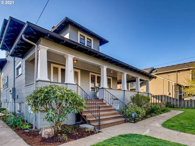 1018 NE Madrona St, Portland, OR 97211 (MLS #21637307) :: The Pacific Group