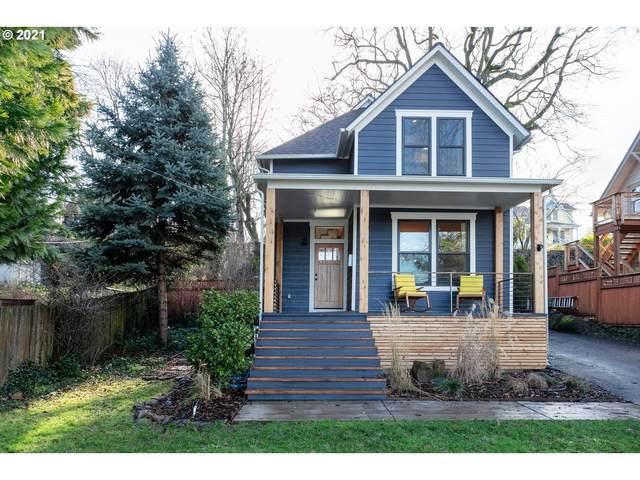 1223 State St, Hood River, OR 97031 (MLS #21637448) :: Lux Properties