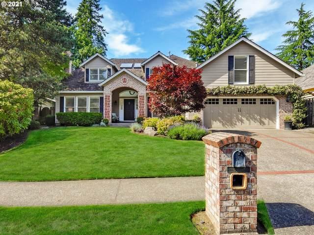 5933 Suncreek Dr, Lake Oswego, OR 97035 (MLS #21637610) :: McKillion Real Estate Group