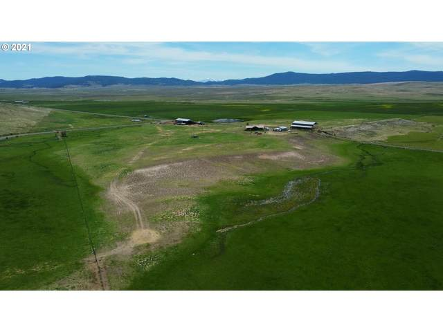 0 Jack Vaughan Rd, Fox, OR 97856 (MLS #21637632) :: The Pacific Group
