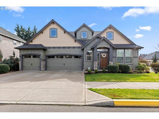 331 SE 14TH Pl, Canby, OR 97013 (MLS #21637709) :: Townsend Jarvis Group Real Estate