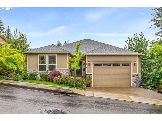 4878 Y St, Washougal, WA 98671 (MLS #21637726) :: Cano Real Estate