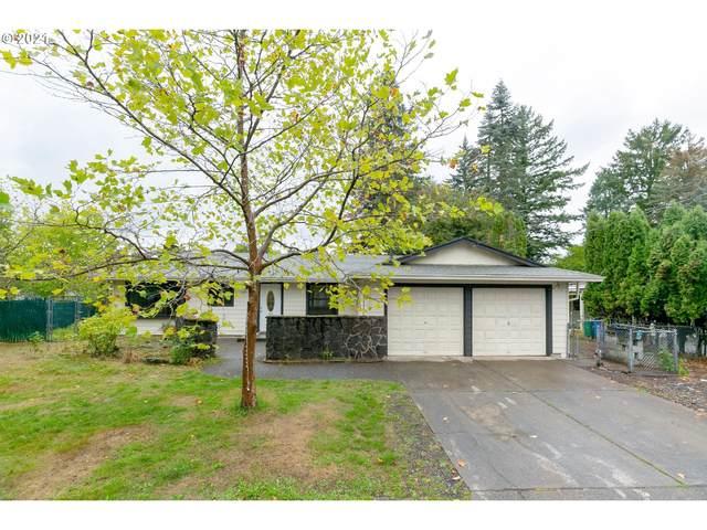 16541 SE Stephens St, Portland, OR 97233 (MLS #21637779) :: Premiere Property Group LLC