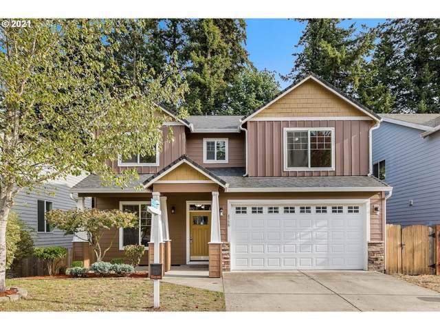 4758 Y St, Washougal, WA 98671 (MLS #21637832) :: McKillion Real Estate Group