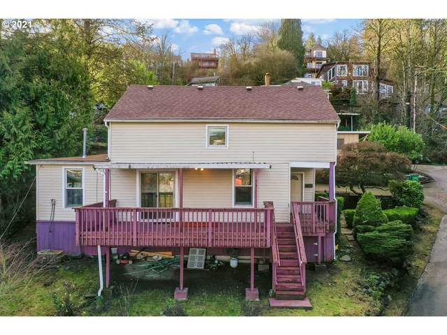 10112 NW 3RD Ct, Portland, OR 97231 (MLS #21637838) :: Townsend Jarvis Group Real Estate