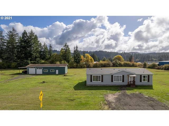 58497 Fairview, Coquille, OR 97423 (MLS #21638055) :: Holdhusen Real Estate Group