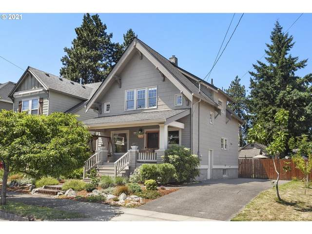 8253 N Fiske Ave, Portland, OR 97203 (MLS #21638162) :: Townsend Jarvis Group Real Estate