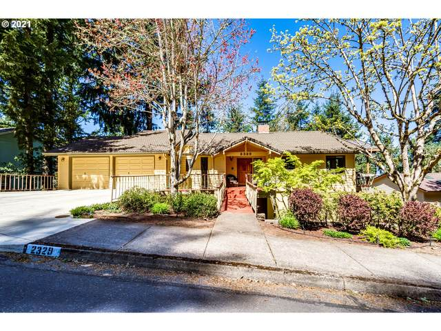 2329 W 28TH Ave, Eugene, OR 97405 (MLS #21638188) :: Song Real Estate