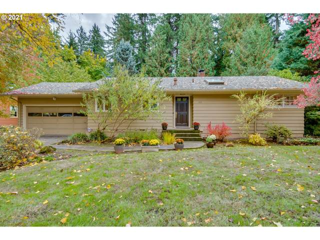 1616 SW Palatine St, Portland, OR 97219 (MLS #21638294) :: Fox Real Estate Group