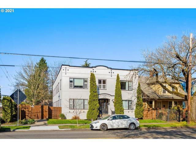 4763 N Lombard St #11, Portland, OR 97203 (MLS #21638375) :: Next Home Realty Connection