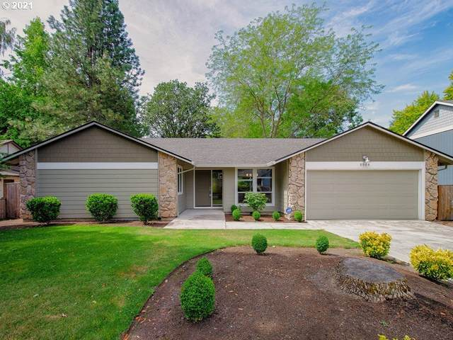 9220 SW Parkview Loop, Beaverton, OR 97008 (MLS #21638549) :: Song Real Estate