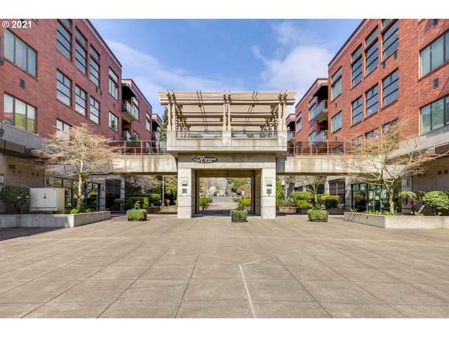 300 W 8TH St #412, Vancouver, WA 98660 (MLS #21638672) :: Premiere Property Group LLC