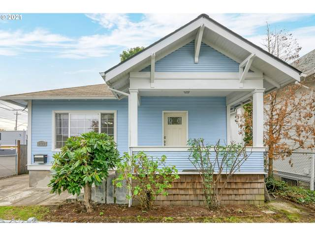 8122 SE Knight St, Portland, OR 97206 (MLS #21639200) :: Real Estate by Wesley