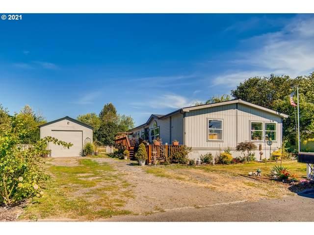 8008 NE 179TH St #5, Battle Ground, WA 98604 (MLS #21639277) :: Cano Real Estate