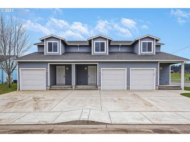 2223 Juniper Ct, Sweet Home, OR 97386 (MLS #21640192) :: Duncan Real Estate Group