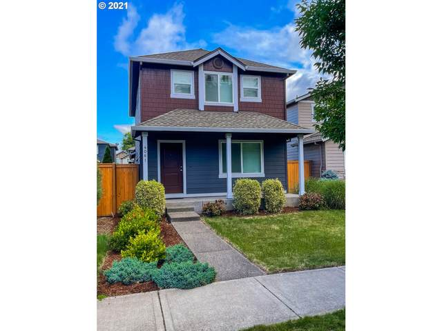 4061 SE Discovery St, Hillsboro, OR 97123 (MLS #21640298) :: Real Tour Property Group