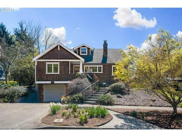 5116 NE Flanders St, Portland, OR 97213 (MLS #21640315) :: RE/MAX Integrity
