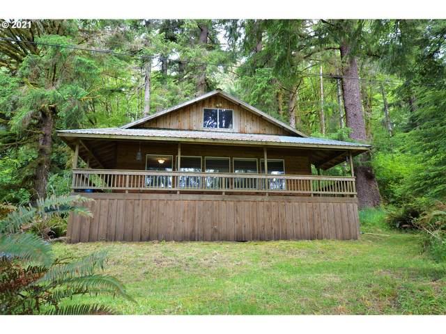 3114 S Ten Mile Lake, Lakeside, OR 97449 (MLS #21640580) :: Fox Real Estate Group