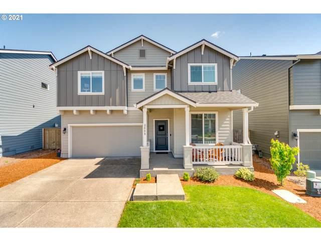 3658 NE Pioneer St, Camas, WA 98607 (MLS #21640760) :: Premiere Property Group LLC
