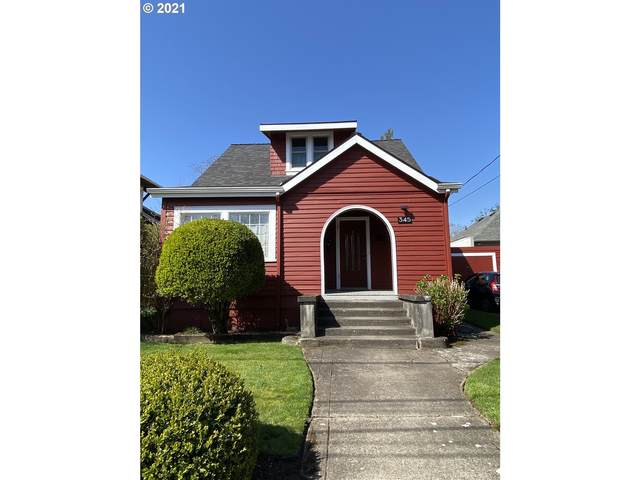 345 NE 72ND Ave, Portland, OR 97213 (MLS #21640821) :: Premiere Property Group LLC