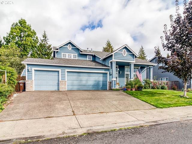 30873 NW Turel Dr, North Plains, OR 97133 (MLS #21641254) :: Cano Real Estate