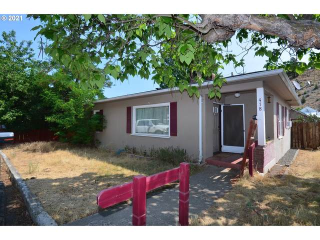 418 SW Brent Dr, John Day, OR 97845 (MLS #21641593) :: The Liu Group