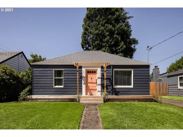 4647 SE 46TH Ave, Portland, OR 97206 (MLS #21642042) :: Beach Loop Realty