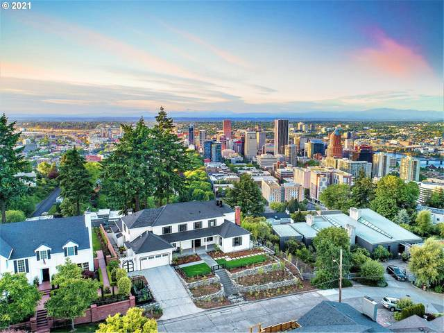 1011 SW Davenport St, Portland, OR 97201 (MLS #21642125) :: Song Real Estate