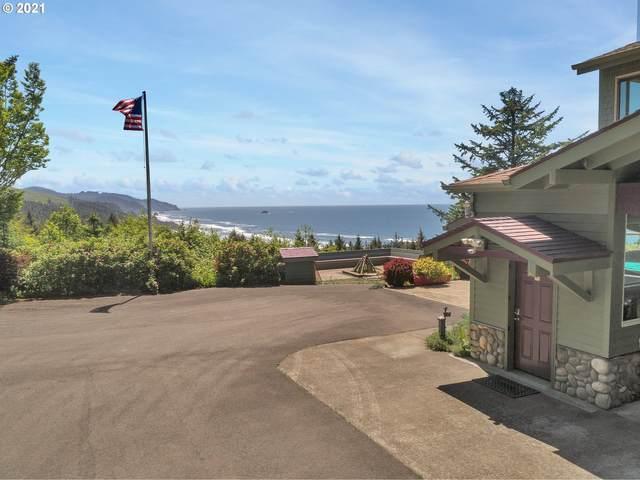 32307 Ruby Ln, Cannon Beach, OR 97110 (MLS #21642257) :: Beach Loop Realty
